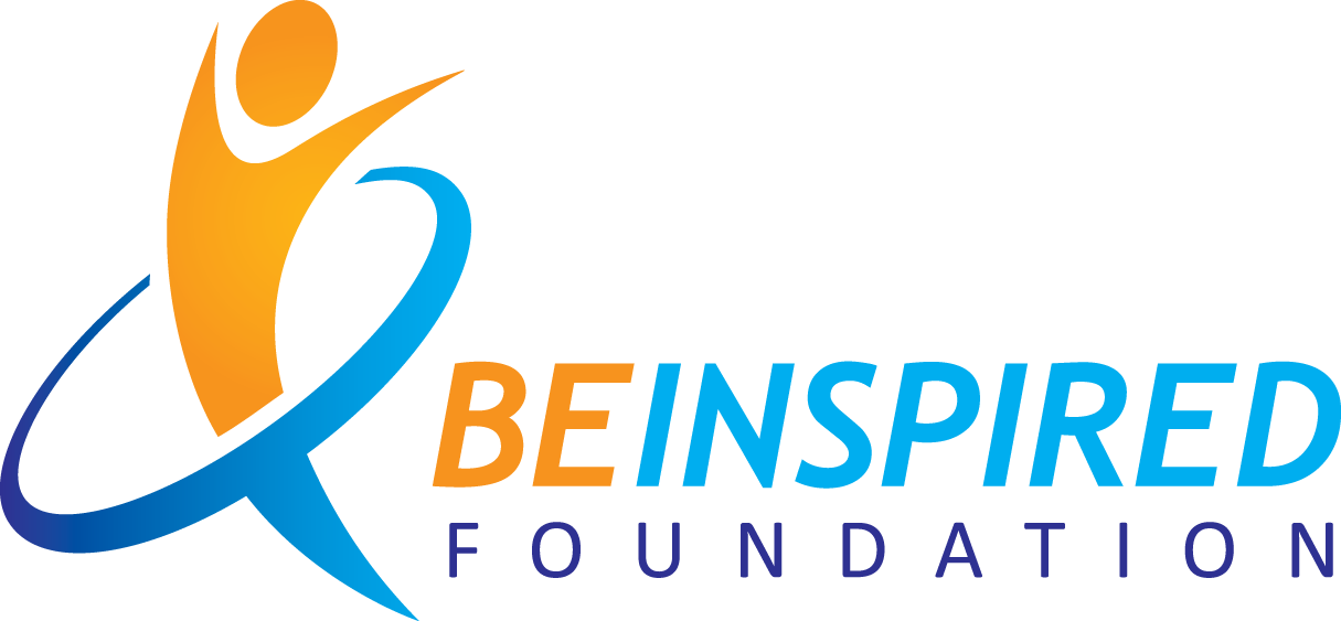The Be Inspired Foundation Logo